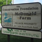 TCF McDonald Farm sign