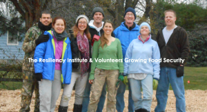 The Resiliency Institute Forest Garden Friends