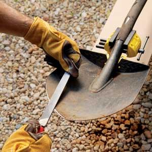 Registration the resiliency institute for Garden tool maintenance