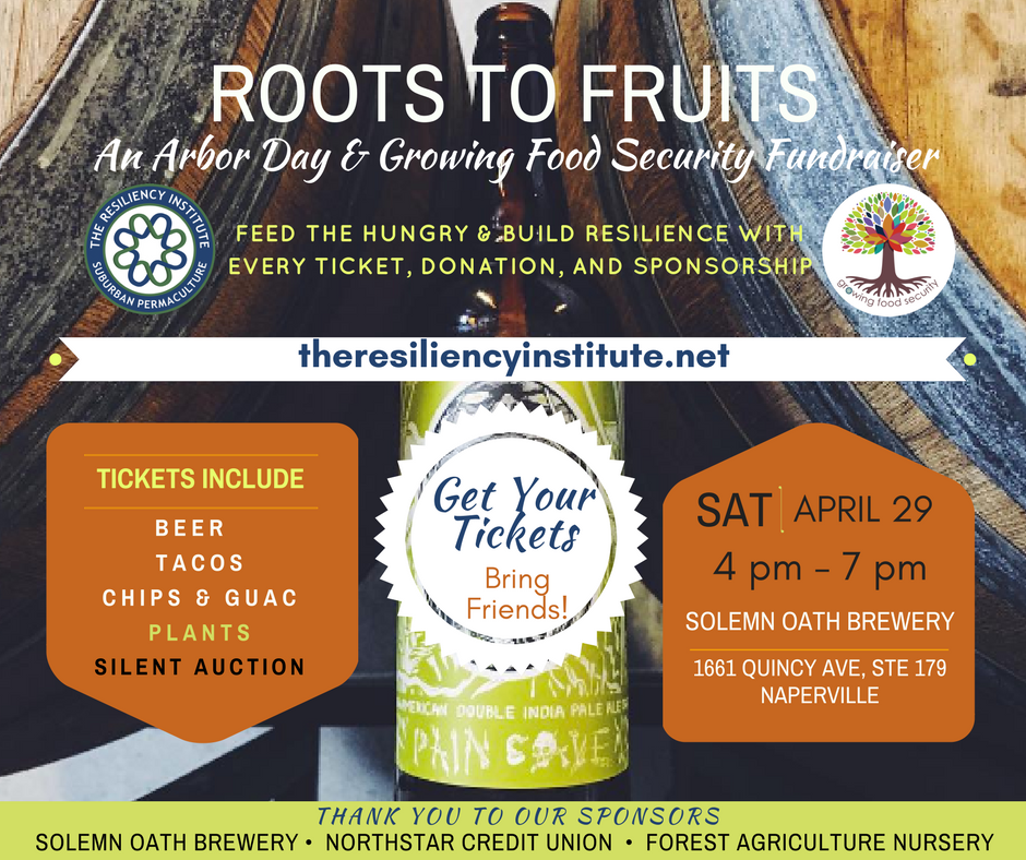 growing food security fundraiser