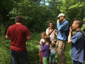Let's Walk + Learn Foraging & Lunch @ Carnivore | Oak Park | Illinois | United States
