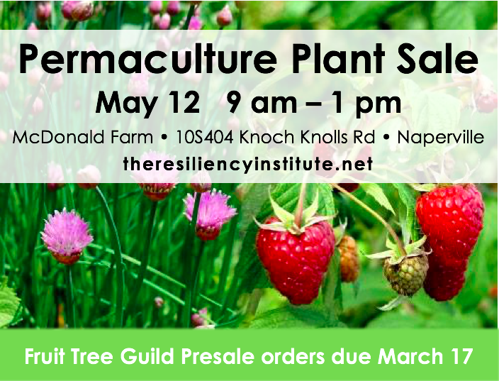 Permaculture Plant Sale @ The Resiliency Institute | Naperville | Illinois | United States