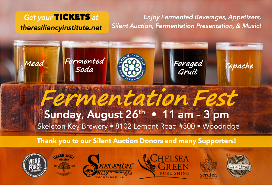 Fermentation Fest 2018 @ Skeleton Key Brewery | Woodridge | Illinois | United States