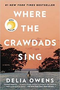 TRIbe Book Discussion:  Where the Crawdads Sing, Delia Owens @ Zoom