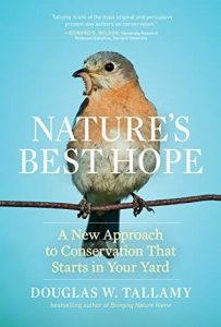 TRIbe Book Discussion:  Nature's Best Hope, Doug Tallamy @ Zoom
